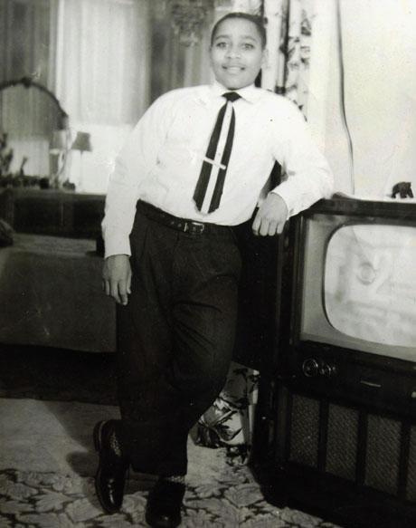 Emmett Louis Till, circa 1954